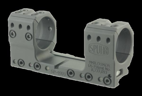 SP-4901 Spuhr Blockmontage ø34 H30 mm 9MIL PIC