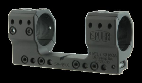 SA-4901 Spuhr Blockmontage ø34 H35 mm 9MIL AI