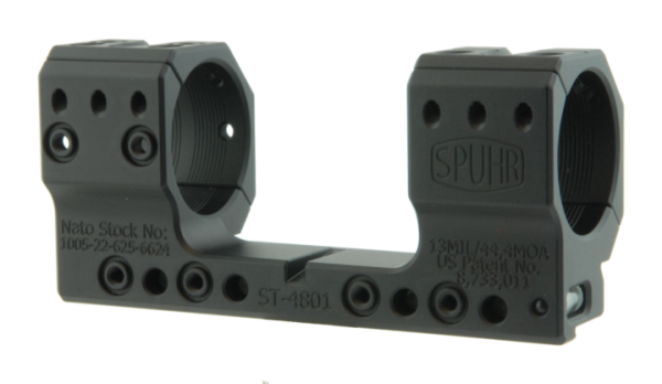 ST-4801 Spuhr Blockmontage ø34 H35 mm 13MIL TRG