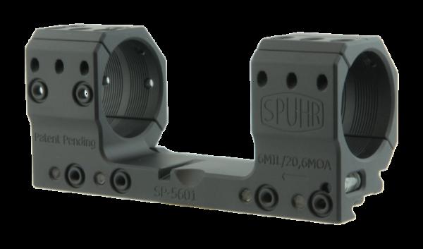 SP-5601 Spuhr Blockmontage ø35 H30 mm 6MIL PIC