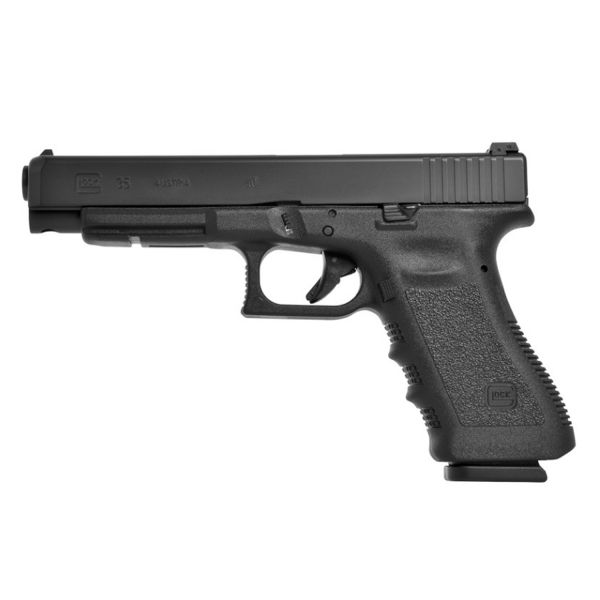 Glock 35 Competition .40 S&W