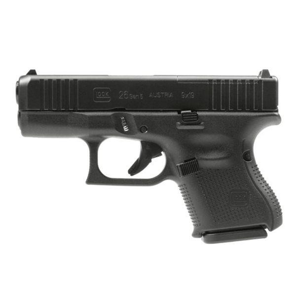 Glock 26 Gen5 FS MOS 9mm Luger