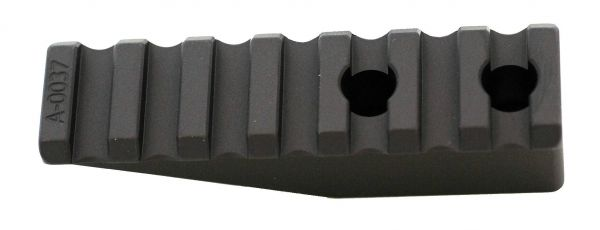 Spuhr Picatinny Schiene H20 L75 mm