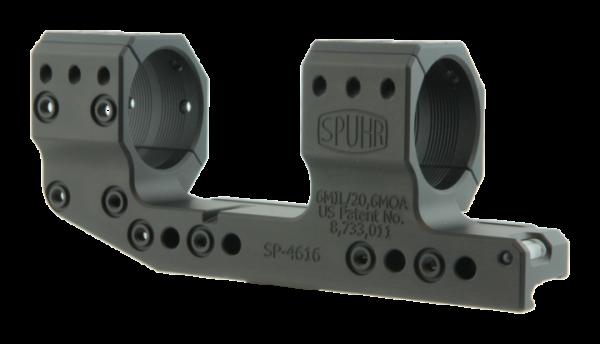 SP-4616 Spuhr Blockmontage ø34 H38 mm 6MIL PIC