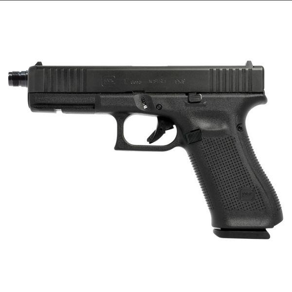 Glock 17 Gen5 FS mit Mündungsgewinde M13,5x1 links 9mm Luger