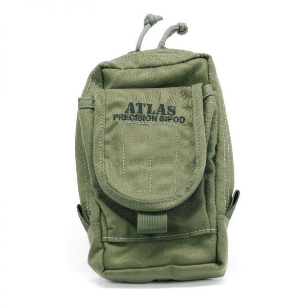 BT30-R Atlas Zweibein Tasche V8 / PSR / CAL - Ranger Green