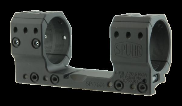 SP-7601 Spuhr Blockmontage ø40 H30 mm 6MIL PIC