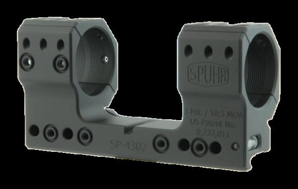 SP-4302 Spuhr Blockmontage ø34 H38 mm 3MIL PIC