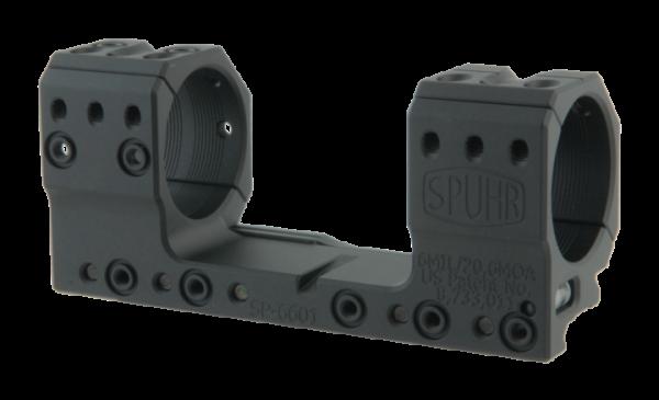 SP-6601 Spuhr Blockmontage ø36 H30 mm 6MIL PIC