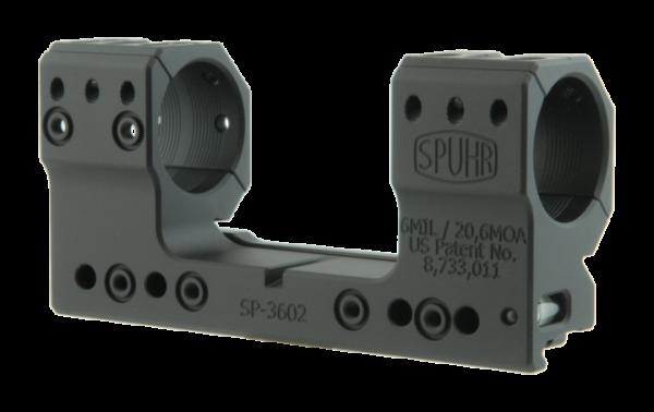 SP-3602 Spuhr Blockmontage ø30 H38 mm 6MIL PIC
