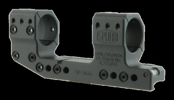 SP-3616 Spuhr Blockmontage ø30 H38 mm 6MIL PIC
