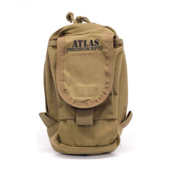 BT30-R Atlas Zweibein Tasche V8 / PSR / CAL - Coyote Braun
