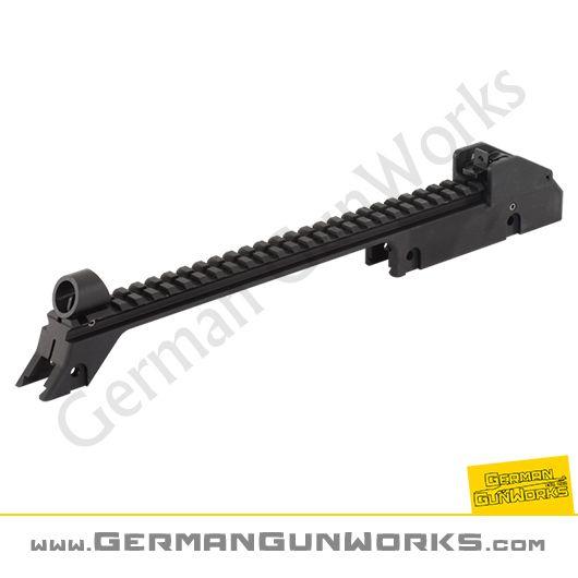 Heckler & Koch G36 / HK243 Visierschiene mit mechanischem Visier