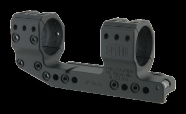 SP-5616 Spuhr Blockmontage ø35 H38 mm 6MIL PIC