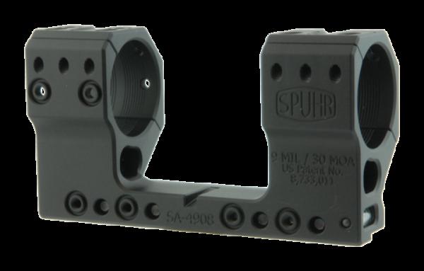 SA-4908 Spuhr Blockmontage ø34 H44 mm 9MIL AI