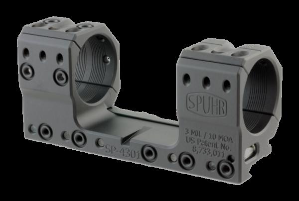 SP-4301 Spuhr Blockmontage ø34 H30 mm 3MIL PIC