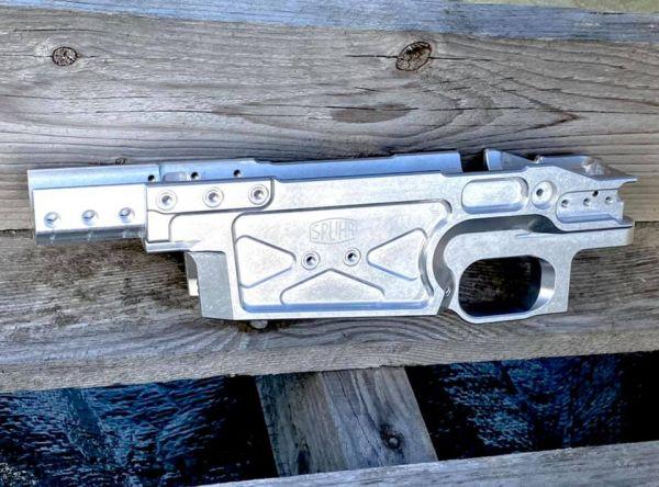 SPUHR Ideal Chassi System SICS - Gewehrschaft