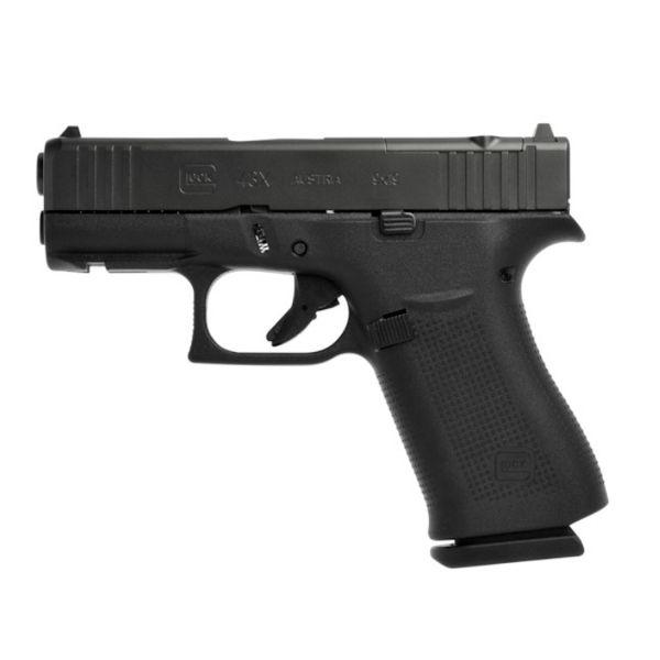 Glock 43X R/FS MOS 9mm Luger