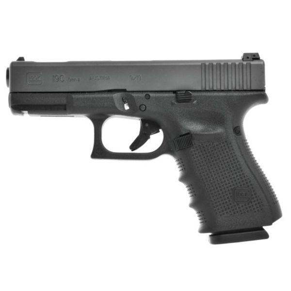Glock 19C Gen4 9mm Luger