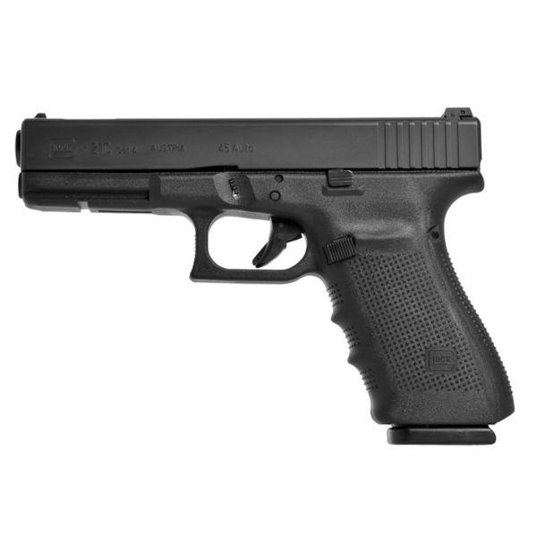 Glock 21C Gen4 .45 Auto