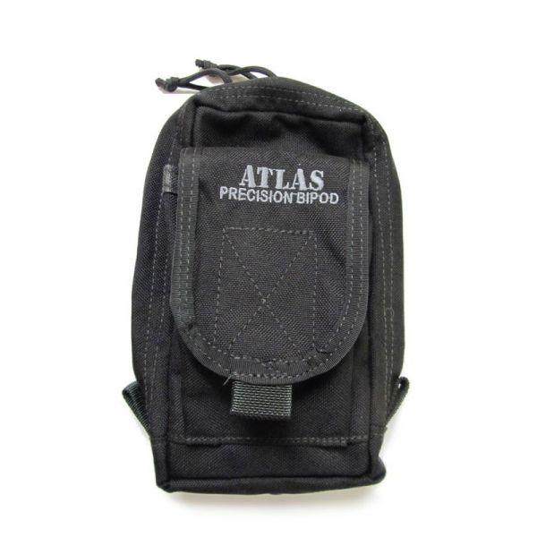 BT30-R Atlas Zweibein Tasche V8 / PSR / CAL - Schwarz