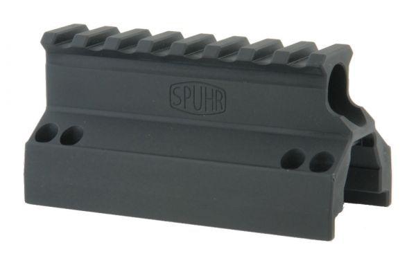 Spuhr MP5 / SP5 C-Thru Picatinny Montage-Schiene