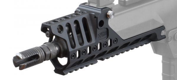 Spuhr G36C Handschutz mit Picatinny Schiene
