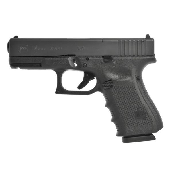 Glock 19 Gen4 MOS 9mm Luger