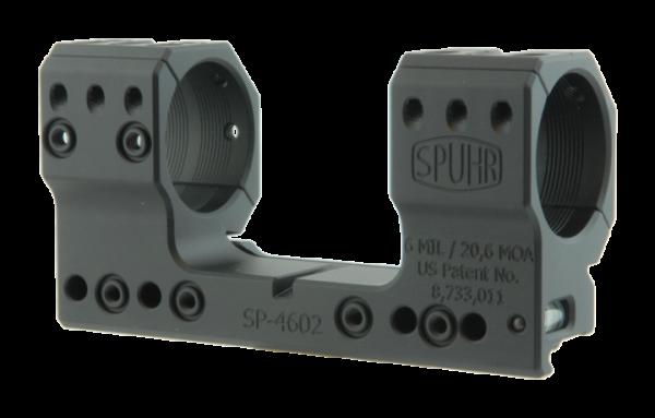 SP-4602 Spuhr Blockmontage ø34 H38 mm 6MIL PIC