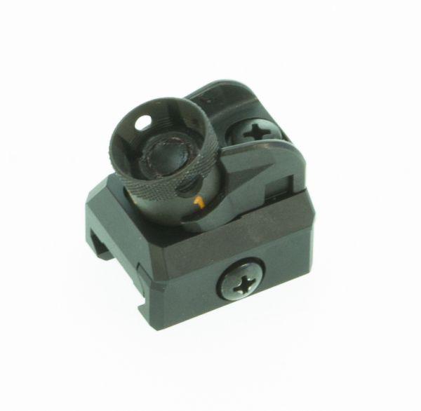 """Heckler & Koch HK417 / MR308 Trommelvisier Picatinny für 20"""" Lauf mit 28,4mm Visierlinie"""