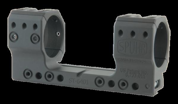 ST-6401 Spuhr Blockmontage ø36 H35 mm 4MIL TRG