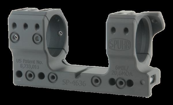 SP-4636 Spuhr Blockmontage ø34 H34 mm 6MIL PIC