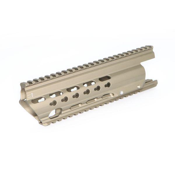 Heckler & Koch HK417 / MR308 Slim Line Handschutz mit HKey-Schnittstellen