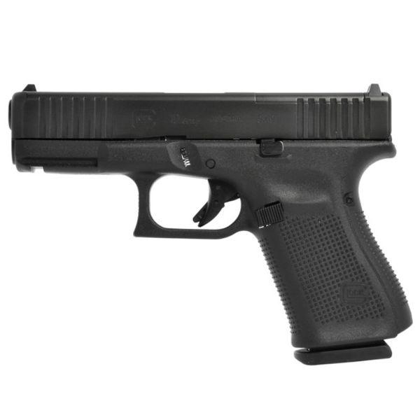 Glock 19 Gen5 MOS FS 9mm Luger