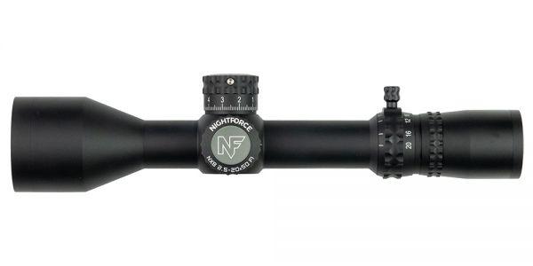 Nightforce NX8 2,5-20x50 F1 Zielfernrohr