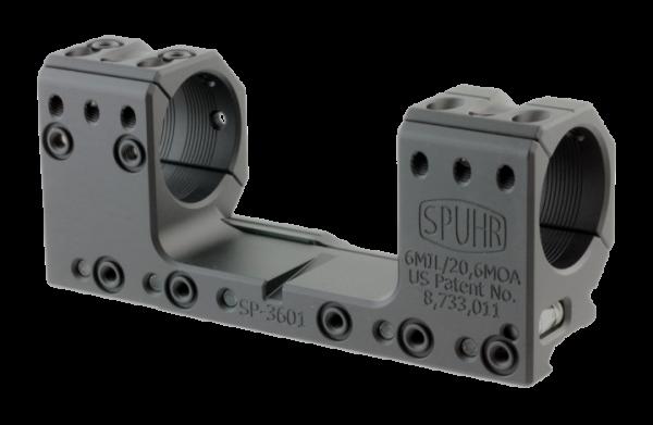 SP-3601 Spuhr Blockmontage ø30 H30 mm 6MIL PIC