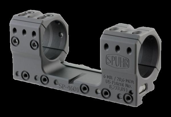SP-4601 Spuhr Blockmontage ø34 H30 mm 6MIL PIC