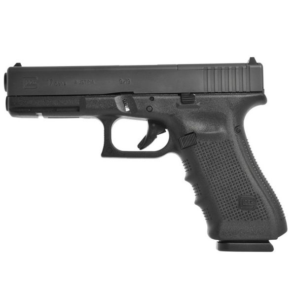 Glock 17 Gen4 MOS 9mm Luger