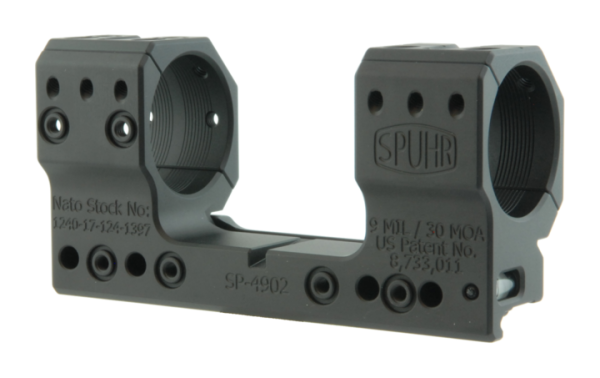 SP-4902 Spuhr Blockmontage ø34 H38 mm 9MIL PIC