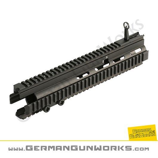 """Heckler & Koch HK417 / MR308 Picatinny Handschutz lang mit Klappkorn 12,9"""""""